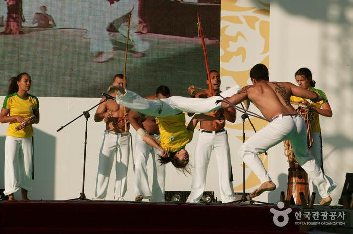 Festival Seni Bela Diri Dunia di Chungju
