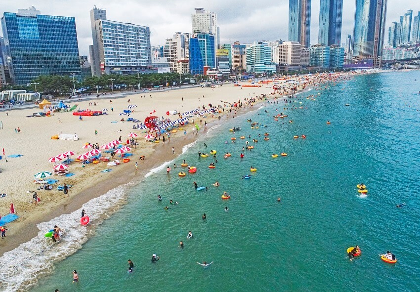 Tindakan Pencegahan Penyakit di Pantai pada Musim Panas 2021