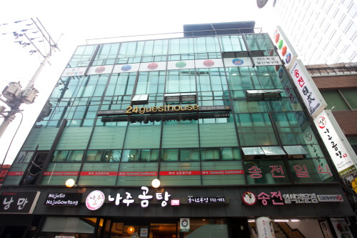 24 guesthouse Myeongdong City - Goodstay