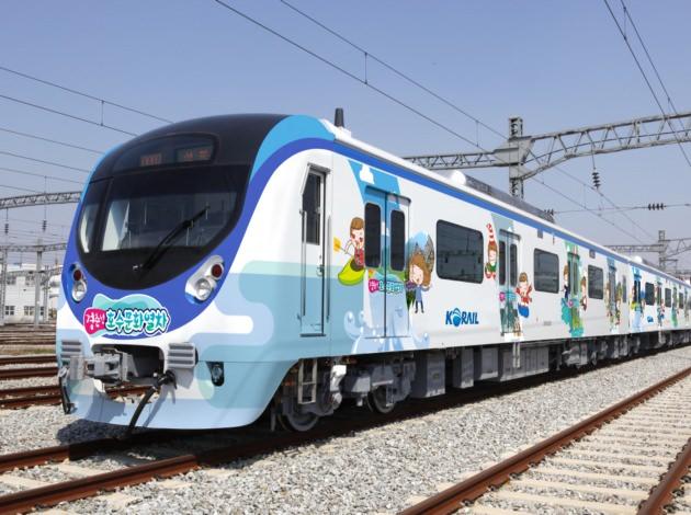 [Korea] Berangkat ke Gangwon-do Naik Kereta Budaya Danau!