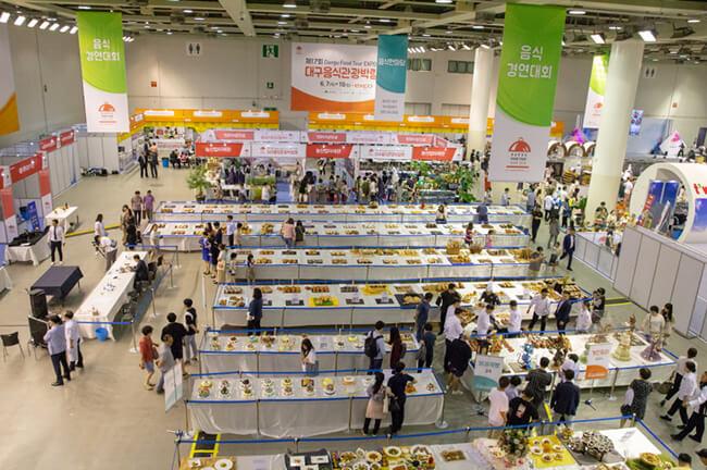Daegu Mempromosikan Wisata Makanan dengan Daegu Food Tour Expo