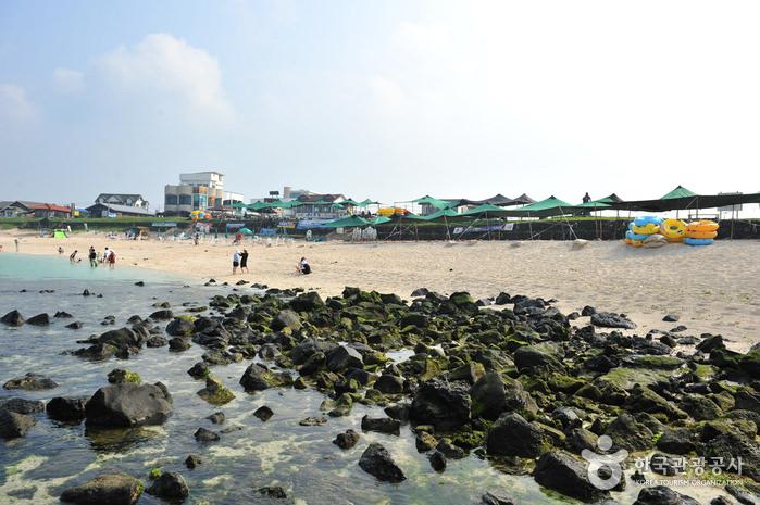 Pantai Udo Sanho (Seobinbaeksa)