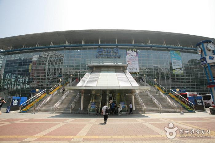 Stasiun Busan