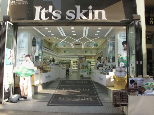 It´s Skin - Cabang Myeongdong UNESCO