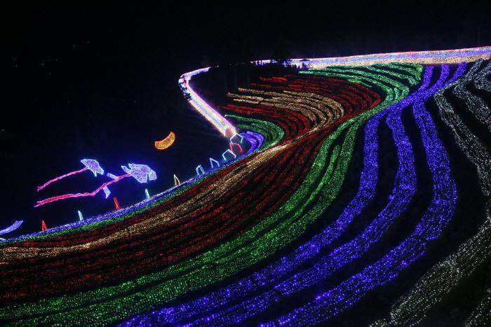 Festival Cahaya Perkebunan Teh Hijau Boseong