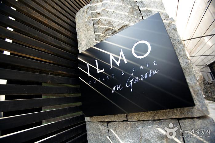 Ilmo Outlet & Kafe Scoop Garden