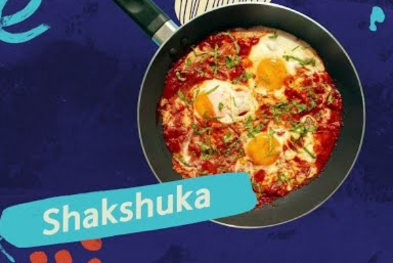 Halal Restaurant Tasty Party [Shakshuka]