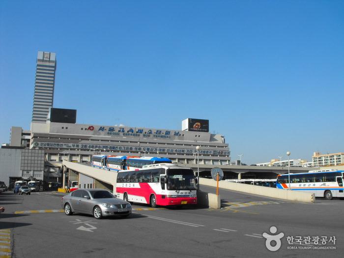 Terminal Bus Seoul Ekspres ( Jalur Gyeongbu/Yeongdong )