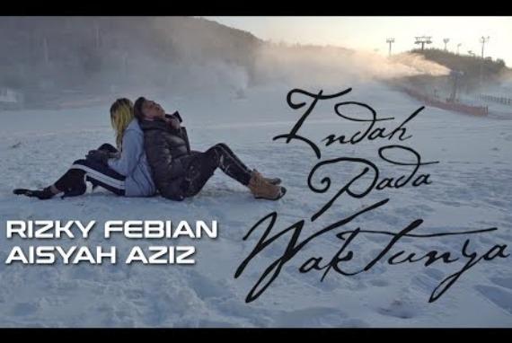 Rizky Febian & Aisyah Aziz - Indah Pada Waktunya