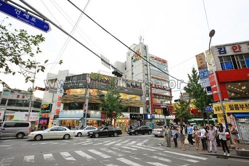 Yeonsero (Jalan Universitas Yonsei)