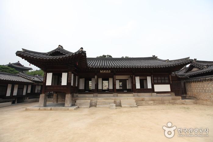 Balai Nakseonjae - Istana Changdeokgung