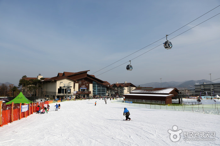 High 1 Ski Resort