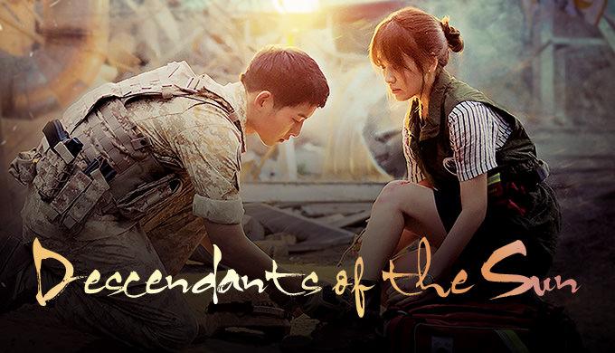 Paket Wisata Drama Descendants of the Sun Lansung Dijual Setelah Penayangan Dramanya!