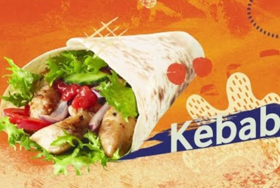 Halal Restaurant Tasty Party [Kebab]