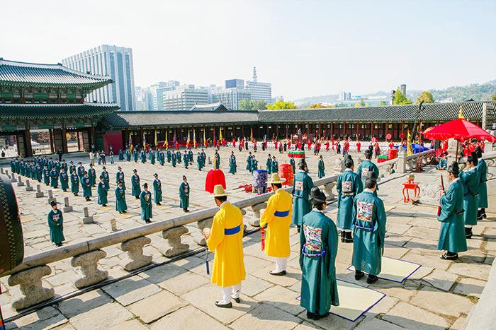 Perekrutan Peserta Internasional untuk Upacara Tradisional Kerajaan