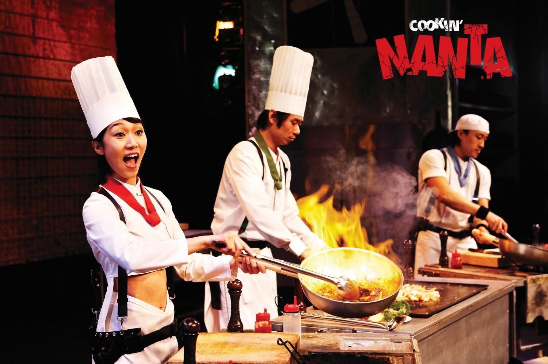 Pertunjukan Gratis NANTA dan FIREMAN di Jakarta