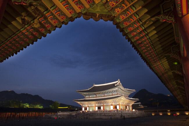 Kunjungan Malam Khusus ke Istana Gyeongbokgung Dimulai Tanggal 26 April