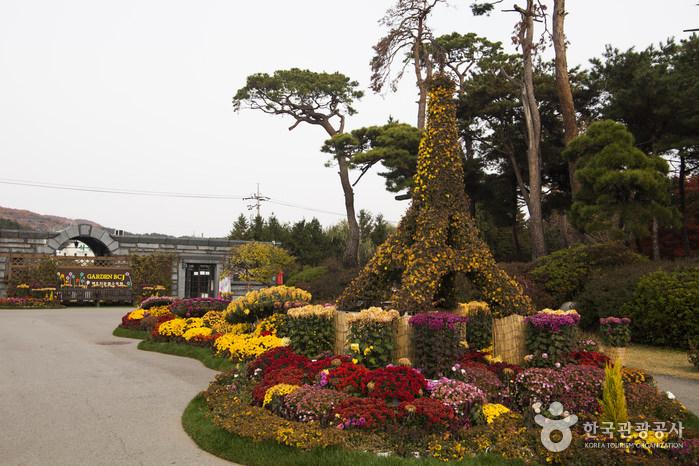 Taman Botani BCJ (Byeokchoji)