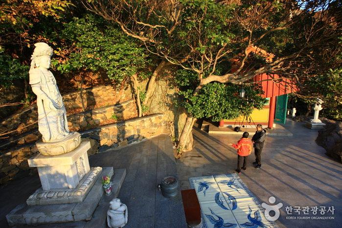 Kuil Songgwangsa di Suncheon