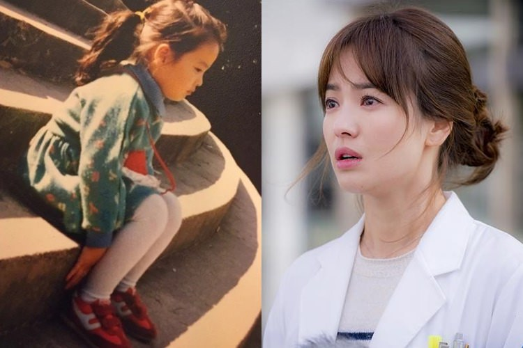 Song Hye Kyo Ternyata Tumbuh Besar dari Keluarga 'Broken Home'