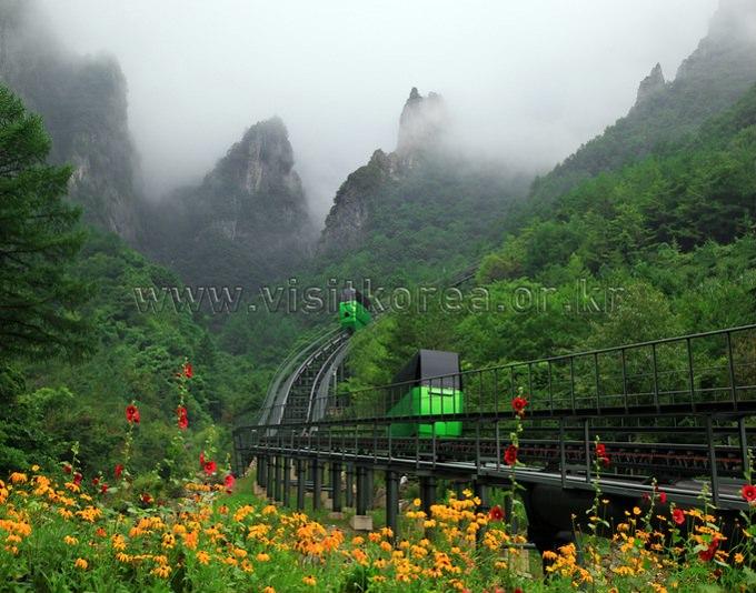 Hwanseon Valley