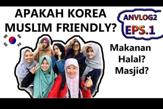 ANVLOG2 EPISODE 1 - Bagaimana Hidup di Korea sebagai Muslim?
