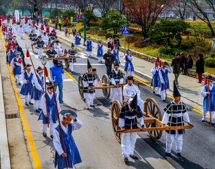 Festival Budaya Danjong (단종 문화제)