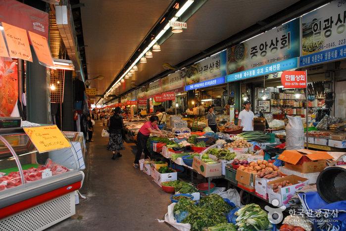 Pasar Jungang Daejeon