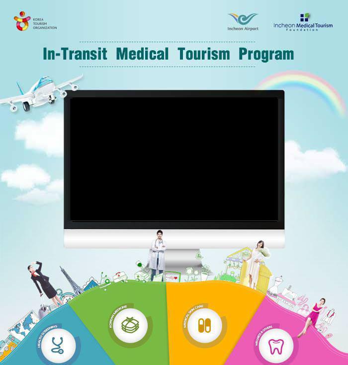 In-Transit Medical Tourism Program