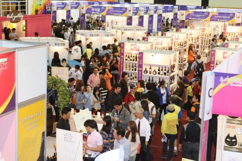 Festival Daejeon International Wine Fair