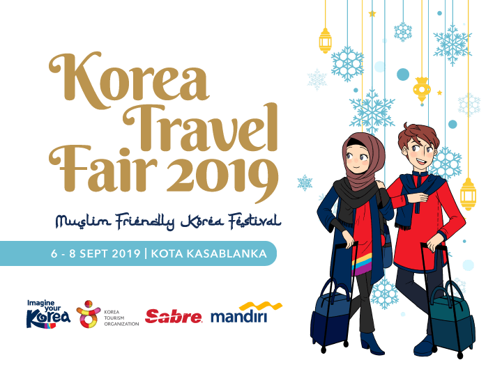 Korea Travel Fair 2019 – Muslim Friendly Korea Festival