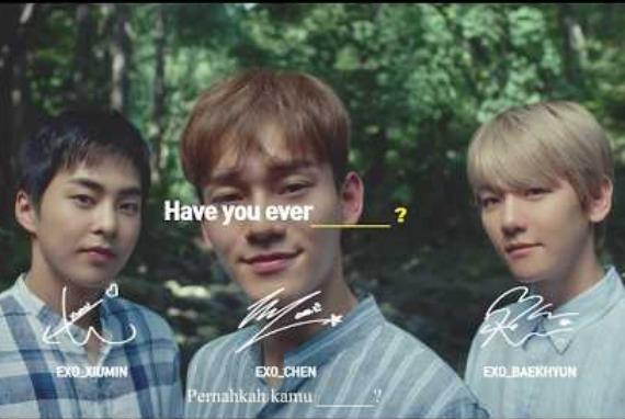 Wisata Korea - 'Healing' Pemulihan bersama Xiumin, Chen, Baekhyun EXO [70's]