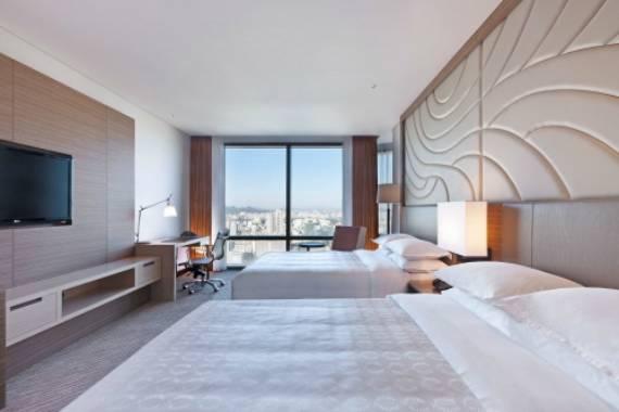image_Room Service of Sheraton Seoul D Cube City Hotel
