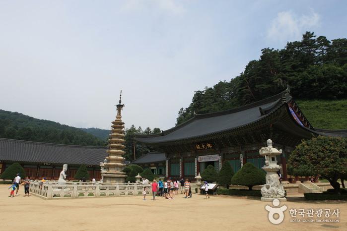 Kuil Woljeongsa