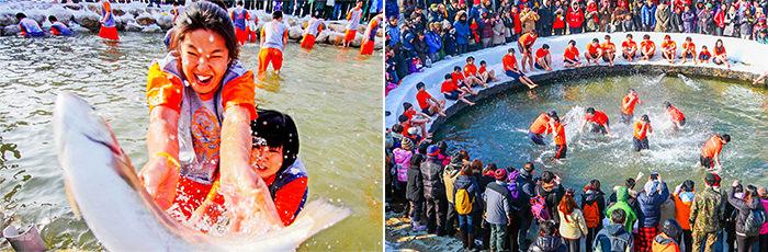 Kegiatan Seru di Festival Hwacheon Sancheoneo