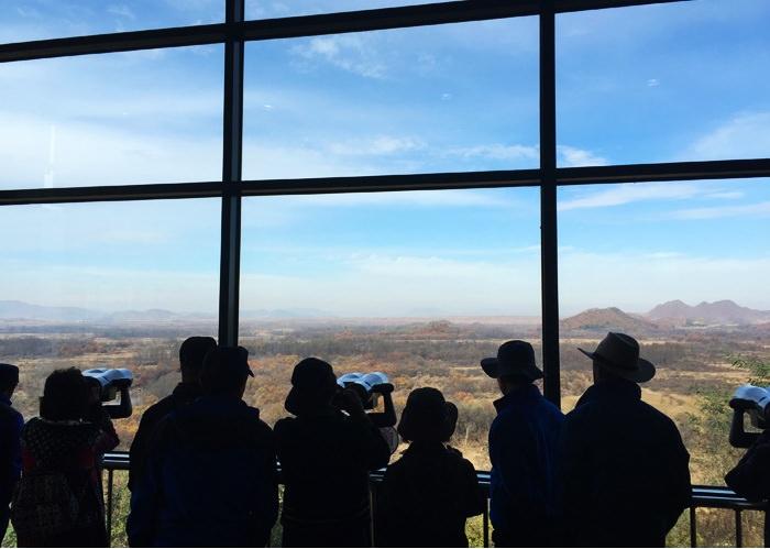 Cheorwon: Pariwisata Garis Depan