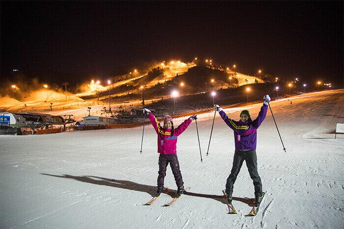 Panduan Pemula untuk Bermain Ski di Korea