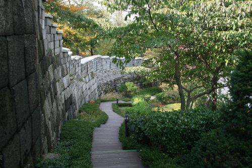 Dasan Fortress Wall Art Madang