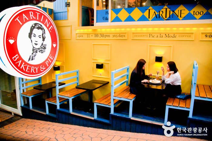 Cafe Tartine Bakery & Pie