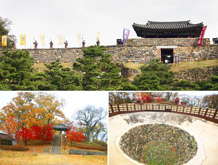 Menyusuri Benteng Gongsanseong