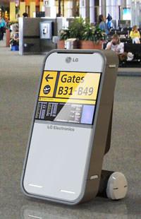 Jika Tidak Tahu Jalan di Bandara Incheon, Tanyakanlah pada Robot Ini!