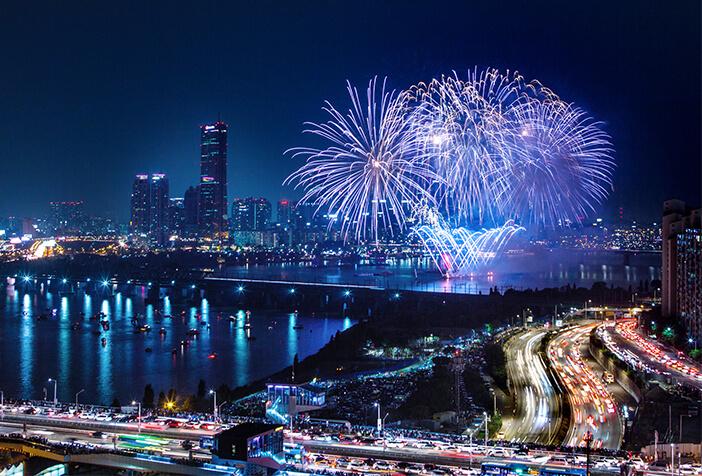 Festival Musim Gugur 2018 di Korea