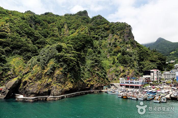 Pulau Ulleungdo