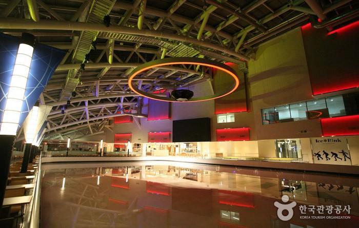 Mall Gelanggang Es Shinsegae – Cabang Centrum City