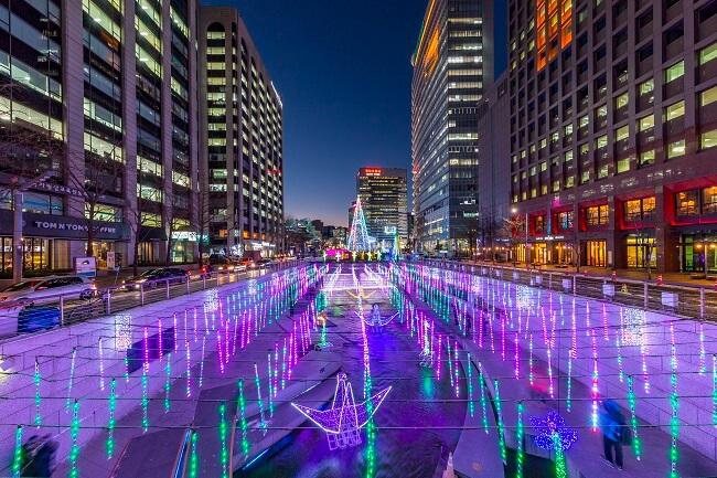 Rayakan Liburan di Festival Natal Seoul