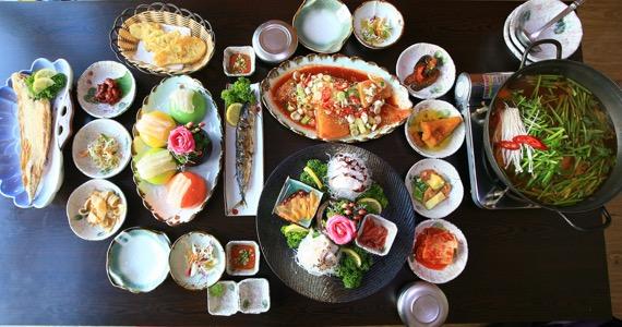 Restoran Sushi Saemangeum
