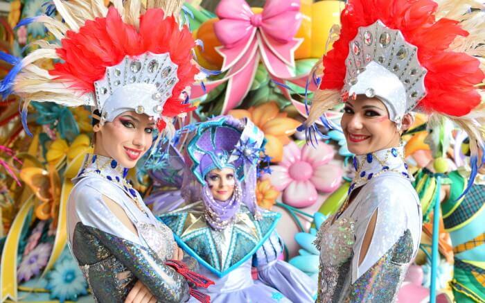 Festival Tulip Everland (에버랜드 튤립축제)