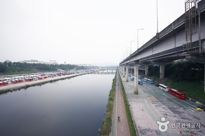 Aliran Sungai Tancheon