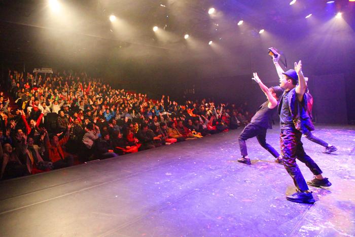Lima Pertunjukan Non-verbal Terbaik di Korea
