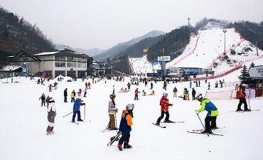 Musim Ski Dimulai di Korea